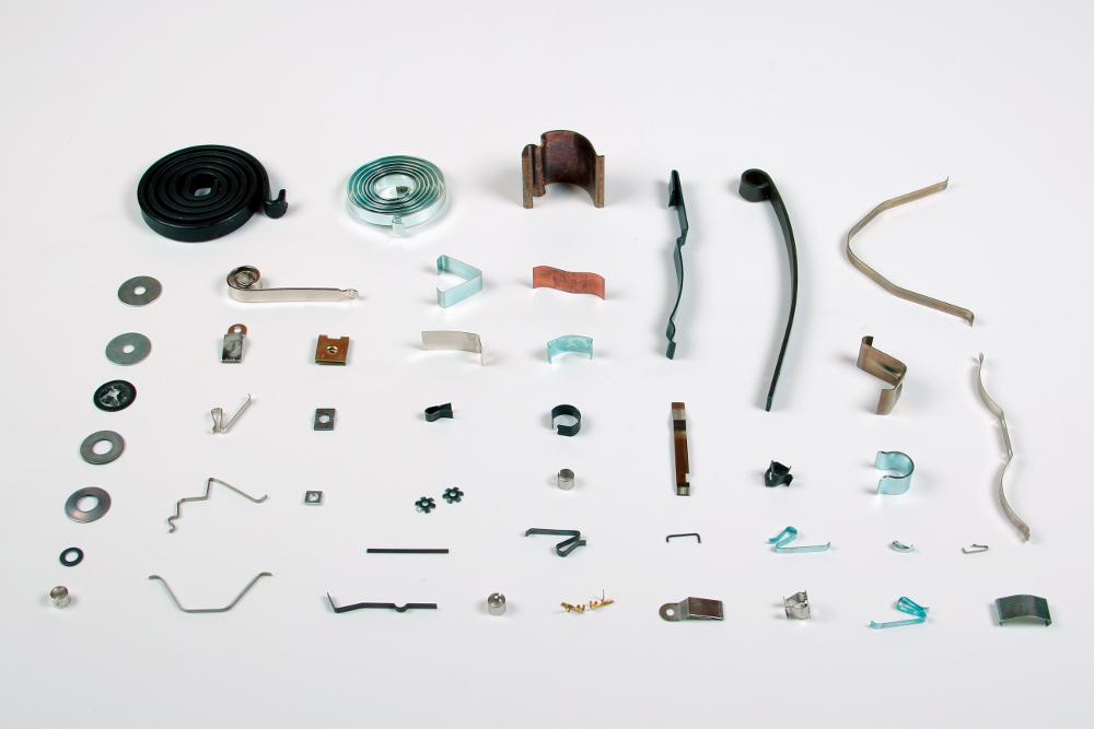 opružni proizvodi od trake VRC