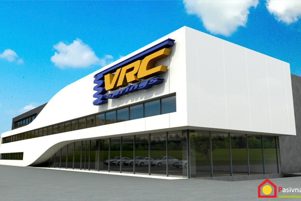 VRC vzmeti nova hala