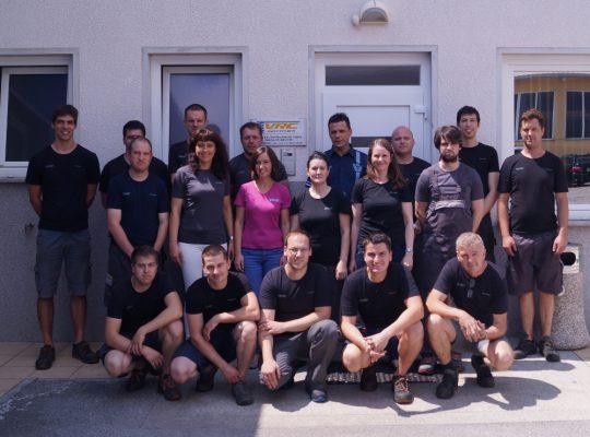 VRC Federn Angestellten